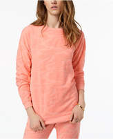Jessica Simpson Juniors' Embossed Terry Tunic Sweatshirt