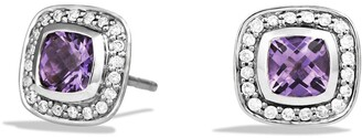 David Yurman Albion Petite Earrings with Diamonds