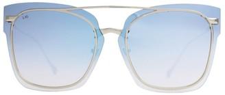 For Art's Sake Boxx 68MM Square Sunglasses