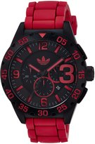 adidas Men's Newburgh ADH2793 Silicone Quartz Watch
