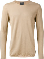 Laneus loose fit sweatshirt - men - Silk/Cashmere - 46