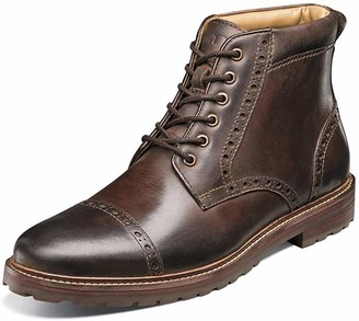 Florsheim Men's Estabrook Cap Toe Boot Ankle