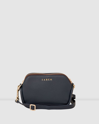 Saben - Women's Handbags - Odile Cross-body Leather Small Bag - Size One Size at The Iconic