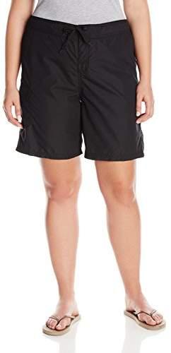 Kanu Surf Women's Plus-Size Marina Board Shorts