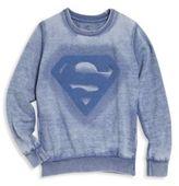 Eleven Paris Little Boy's & Boy's Superman Graphic Sweatshirt