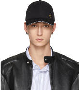 Vetements Black Euro Cap