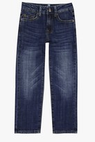 7 For All Mankind Boys 4-7 Vintage 7 Collection Standard Classic Straight 5-Pocket Stretch Denim Jeans In Western Heritage