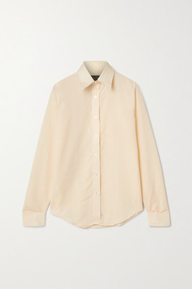 Emma Willis Zepherlino Cotton Shirt - Yellow
