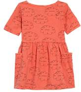 Bobo Choses Clouds Organic Cotton Dress