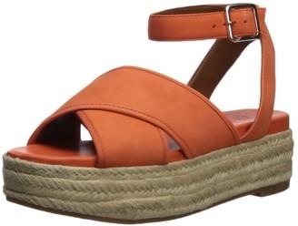 Nine West Women's SHOWRUNNER Nubuck Sandal