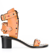 Isabel Marant studded Jaeryn sandals - women - Calf Leather/Leather - 36