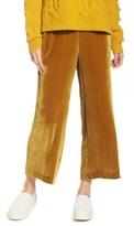 Madewell Women's Velvet Pants