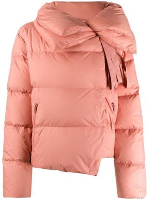 Bacon Puffa Ruff Superwalk short jacket