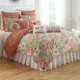 Dena Home Dena HomeTM Dakota European Pillow Sham in Coral