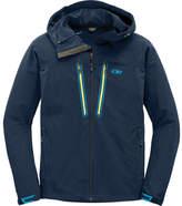 Outdoor Research Ferrosi Summit Hooded Jacket (Men's)