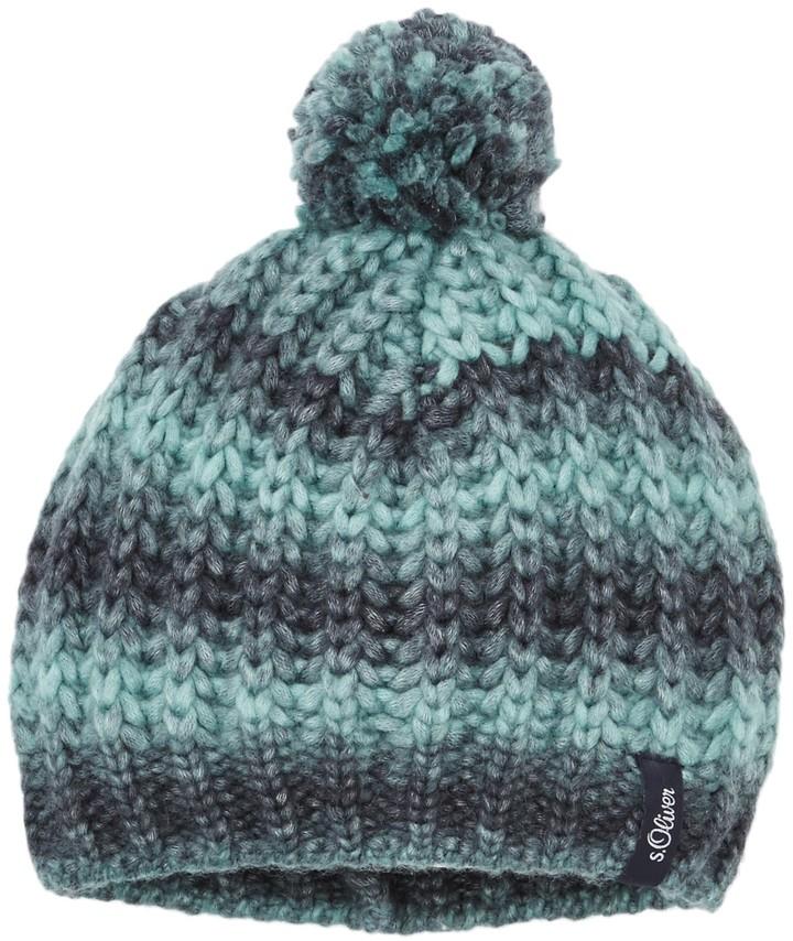 S'Oliver Girl's 73.610.92.3364 Hat