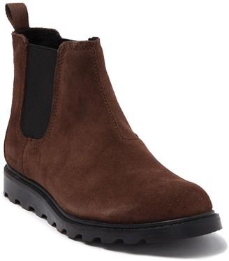 Sorel Madson Waterproof Suede Chelsea Boot (Little Kid & Big Kid)