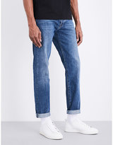Ps By Paul Smith Regular-fit Tapered Jeans