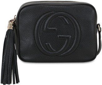 Gucci Soho Grained Leather Disco Bag