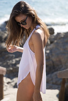 Joah Brown - Live In Slouchy Tank In White