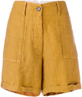 Forte Forte high-rise tailored shorts