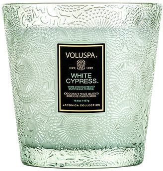 Voluspa Boxed 2 Wick Glass Candle