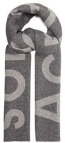 Acne Studios Toronto Wool-blend Scarf - Mens - Grey