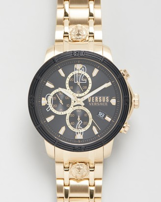 Versus By Versace Men's Gold Analogue - Bicocca 46mm - Size One Size at The Iconic