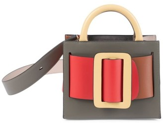 Boyy Bobby Colorblock Leather Tote