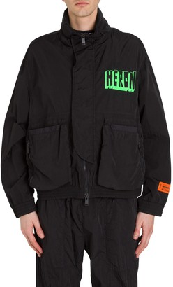 Heron Preston Hern Nylon Windbraker