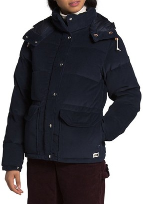 The North Face Sierra Down Corduroy Parka