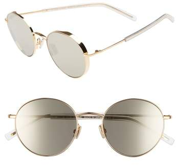 Christian Dior Edgy 52mm Sunglasses
