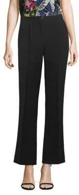 Diane von Furstenberg Striped Cropped Pants