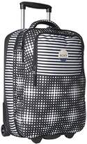 Roxy Roll Up Carry-On Suitcase Carry On Bag