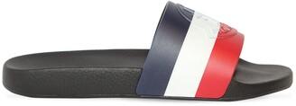 Moncler Basile Rubber Slides Sandals