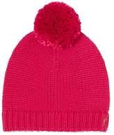 Petit Bateau Childs wool blend pompom cap