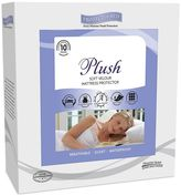 Protect A Bed Protect-A-Bed Plush White Mattress Protector