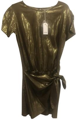 Polder Gold Dress for Women