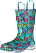 Western Chief Owl Woods Light up Rain Boots