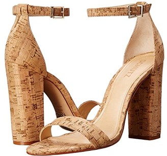 Schutz Enida (Natural) High Heels