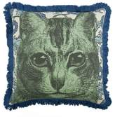 Thomas Paul Bloomsbury Cat Pillow
