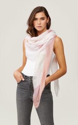 Soia & Kyo MARTA printed woven scarf
