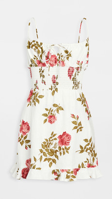Reformation Rosemary Dress