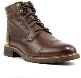 Crevo Lackland Leather Boot