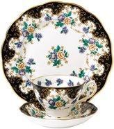 "Royal Albert 100 Years 1910 Teacup, Saucer & Plate Set - Dutches - 8"" - 3 pc"