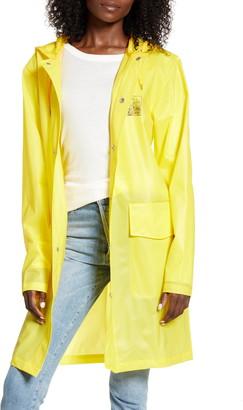 Rains x Peanuts® Waterproof Hooded Raincoat