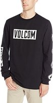 Volcom Men's Knock Long Sleeve T-Shirt
