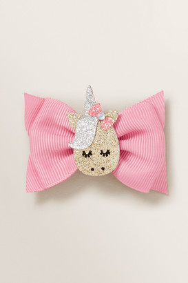 Seed Heritage Unicorn Bow Duck Clip