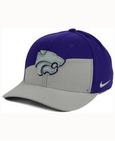 Nike Kansas State Wildcats Verbiage Swoosh Flex Cap