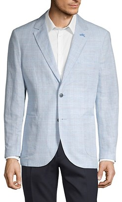 Tailorbyrd Linen Cotton Sport Coat